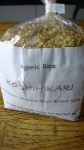 Rice Koshi Bag
