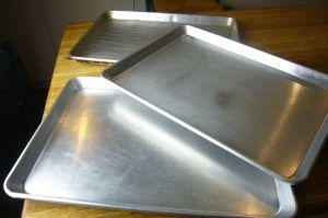 1/2 size sheet pans